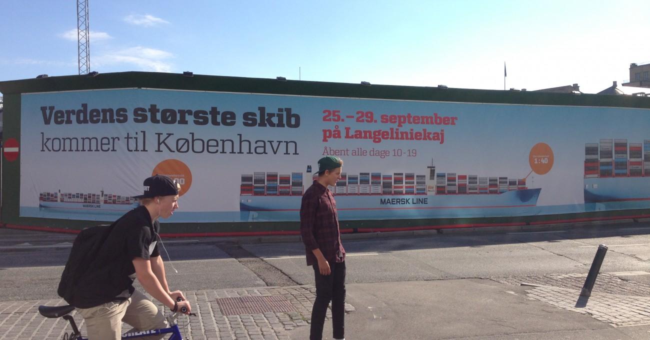 自転車文化大国デンマーク