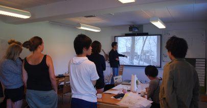 デンマークで建築デザインを学ぶ JaDAS2016